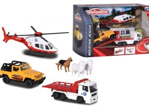 Diorama Mountain Rescue Playset-0