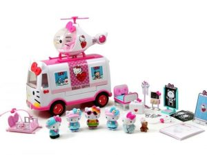 Hello Kitty Rescue Set-0