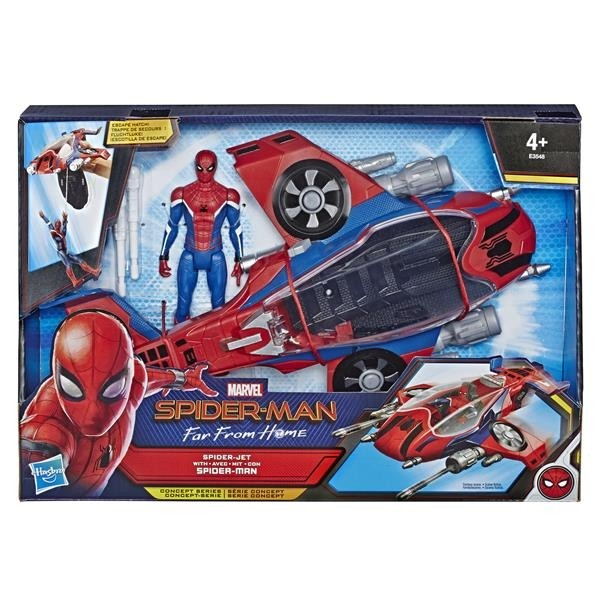 Spider-Man Movie Vehicle-0