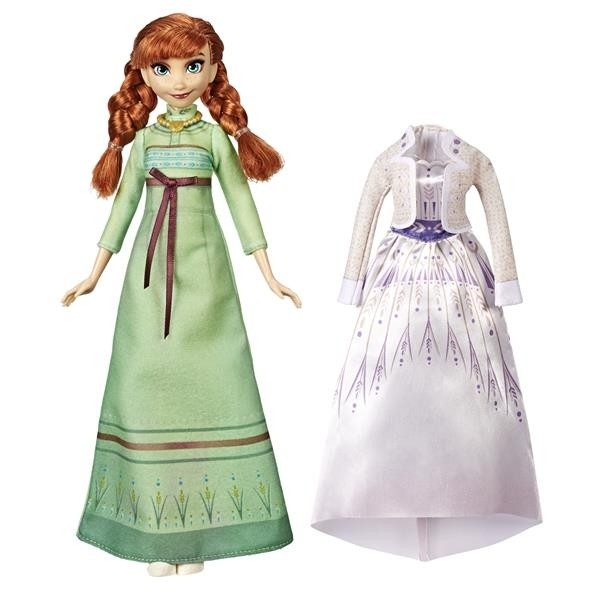 Disney Frozen 2, Doll And Extra Fashion Anna -0