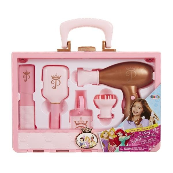 Disney Princess Style Collection Travel Hair Tote-0