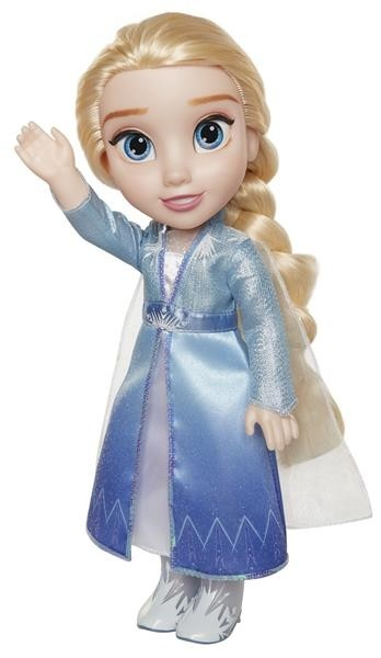 Disney Frozen 2 Toddler Doll Travel Elsa-0