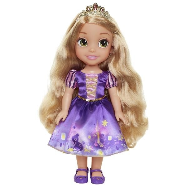 Disney Princess Toddler Doll Rapunzel-0