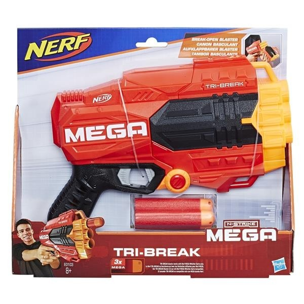 Nerf, MEGA Tri-Break-0
