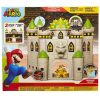 Super Mario 2.5 Inch Playset Bowser Castle-12914