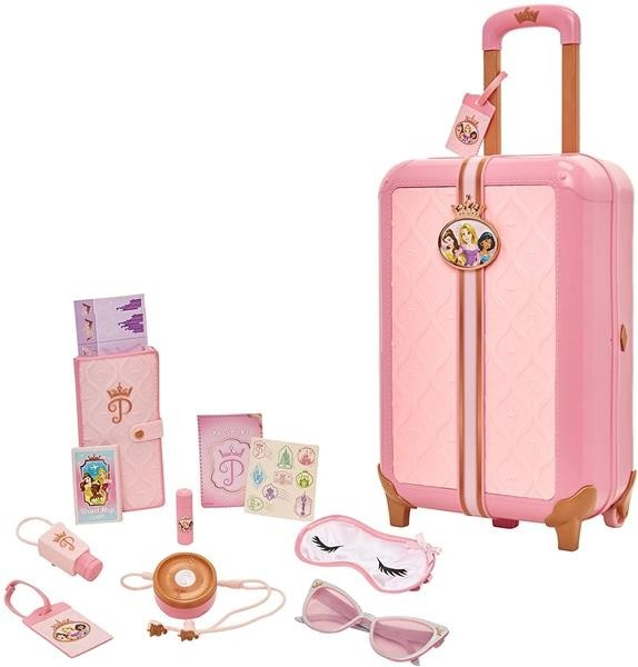 Disney Princess Style Collection Play Suitcase-0