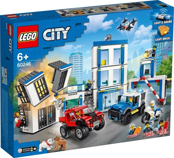 LEGO City Police, Polisstation 60246-0