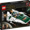 LEGO Star Wars, Resistance A-Wing Starfighter 75248-0