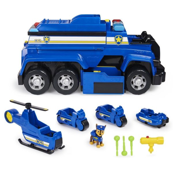 Paw Patrol Ultimate Police Cruiser-0