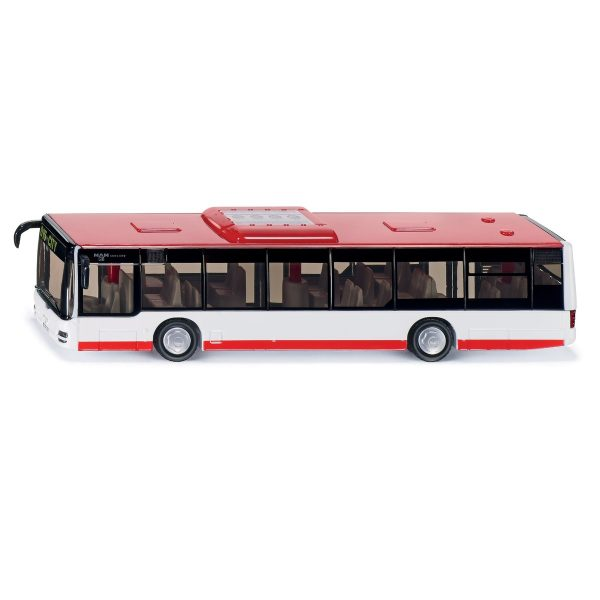 Stadsbuss Man Lion´s City 1:50-0
