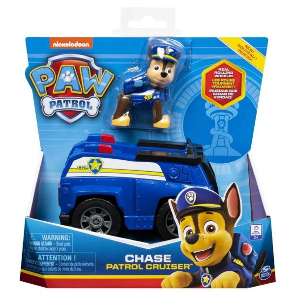 Paw Patrol Basic vehicle Chase-0