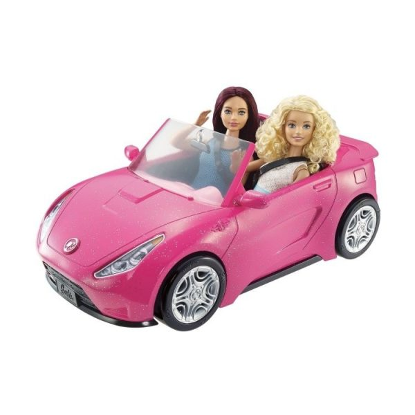 Barbie, Glam Cabriolet-0
