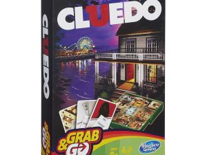 Cluedo Grab And Go/Travel-0