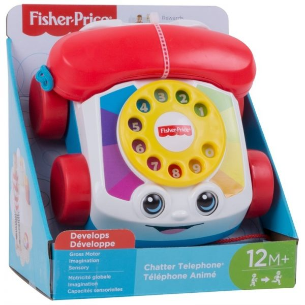 Fisher Price, Chatter Telephone-0