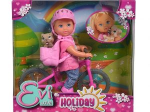 Evi Love, Holiday Bike-0