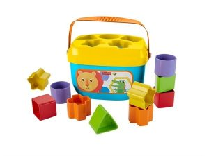 Fisher Price, Baby's First Blocks-0