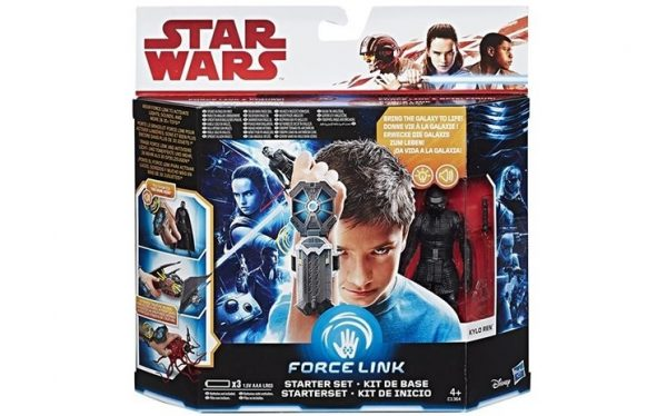 Star Wars E8, Force Link Starter Set-0
