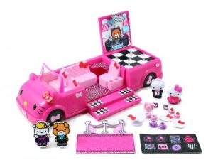 Hello Kitty Dance Party Limo-0