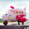 Hello Kitty Jet Plane Playset-13095
