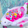 Hello Kitty Jet Plane Playset-13096