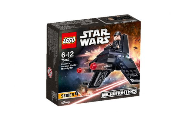 LEGO Star Wars, Krennic's Imperial Shuttle Microfighter 75163-0
