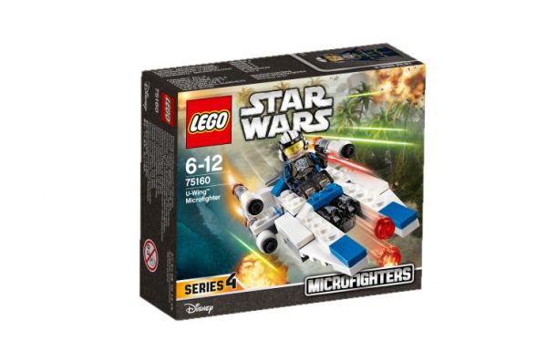 LEGO Star Wars, U-Wing Microfighter 75160-0
