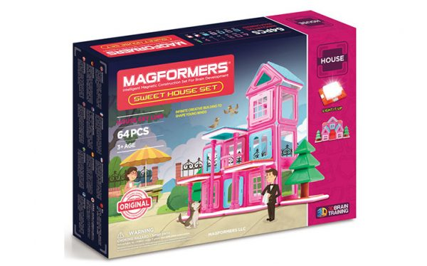 Magformers, Sweet House Set-0
