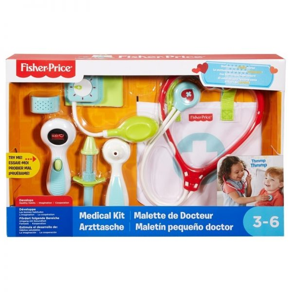 Fisher Price, Doktorsväska-0