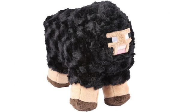 Minecraft, Gosedjur Sheep, 25 cm-0