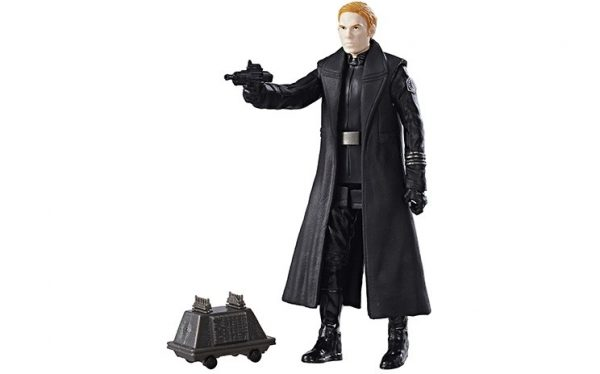 STAR WARS VIII Force Link-figur, General Hux-0