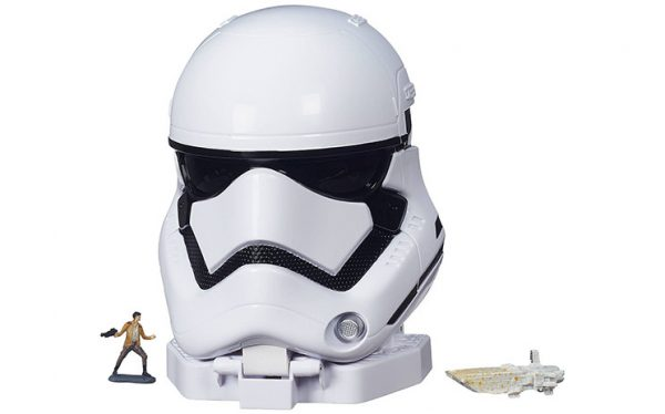 Star Wars, The Force Awakens Micro Machines First Order Stormtrooper Lekset-0