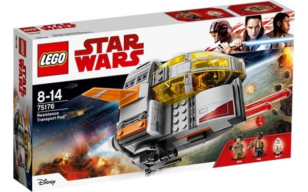 LEGO Star Wars, Resistance Transport Pod 75176-0
